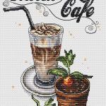 Predloha Sketch cafe - takmer hotovo