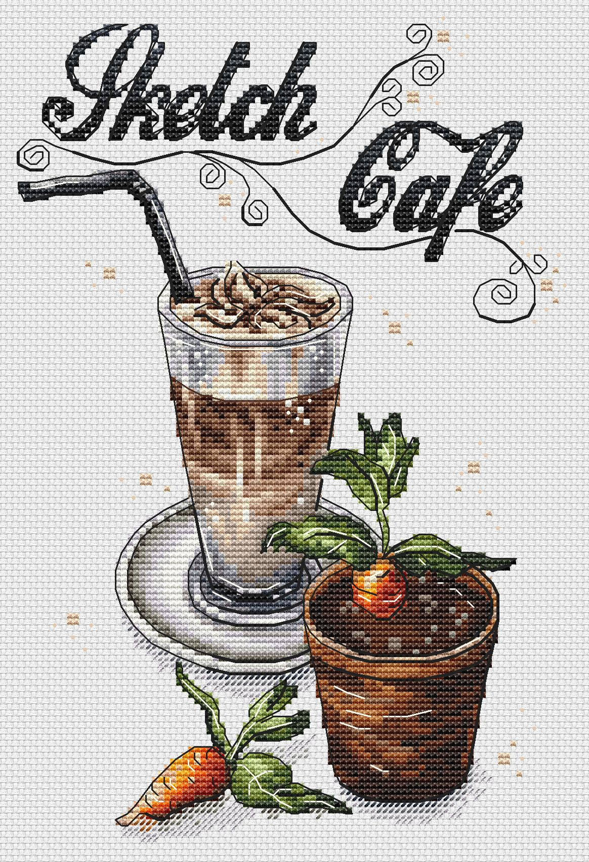 Sketch cafe – (nie)len pre tých, čo milujú kávu