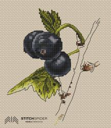 Listy a plody takmer hotové - nový výber farieb